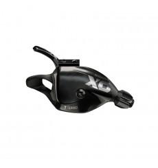Manette VTT SRAM X01 DOWNHILL trigger 7 vitesses Noir