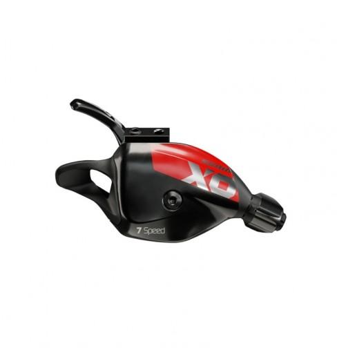 SRAM MTB X01 DOWNHILL red trigger shifter 7 SPEEDS
