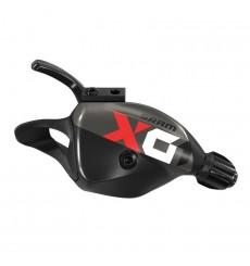 Manette VTT SRAM EAGLE X01 trigger 12 vitesses rouge