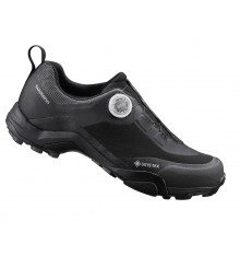 Chaussures VTT homme SHIMANO MT701 Gore Tex  2020