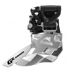 SRAM GX 10 speed MTB speeds front Derailleur