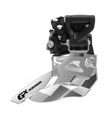 SRAM GX TOP-PULL 11 speed MTB 34/22 High Collar High draw speeds front Derailleur