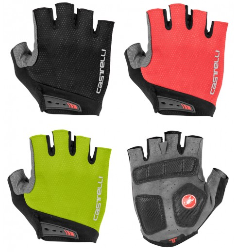 NEW 2020 Castelli Team INEOS TRACK MITTS Cycling Gloves BLACK