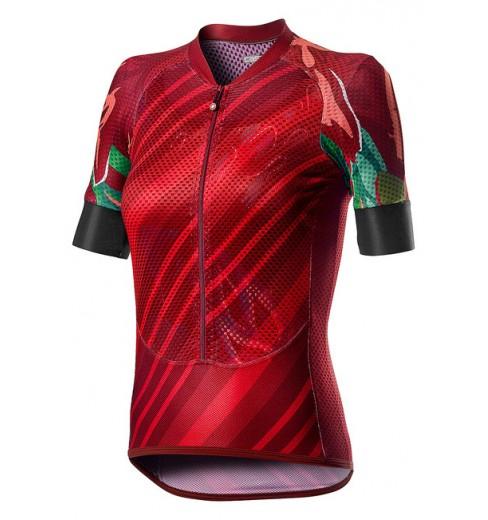CASTELLI maillot vélo manches courtes femme Climber's 2020
