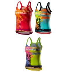 CASTELLI UPF 0 women's cycling top 2020