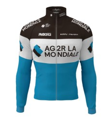 AG2R LA MONDIALE long sleeve cycling jersey 2020