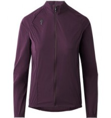 SPECIALIZED Women's Deflect™ Wind cast berry cycling jacket 2020