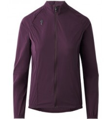 SPECIALIZED veste cycliste femme Deflect Wind Cast Berry 2020