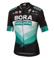 Maillot vélo manches courtes Bodyfit Team BORA HANSGROHE 2020