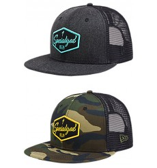 SPECIALIZED casquette Podium New Era 9Fifty Snapback Electro Hat