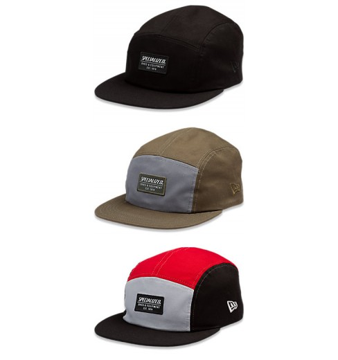 SPECIALIZED New Era 5-Panel cycling cap 2020