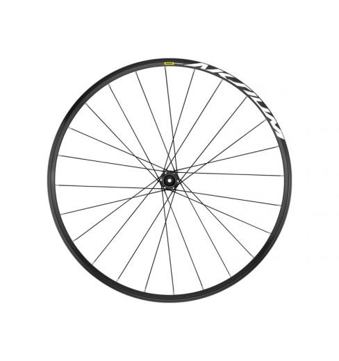 MAVIC Aksium disc 12x100 black road front wheel 2019