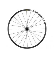 MAVIC Aksium disc 12x100 black road front wheel
