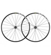 MAVIC paire de roues route Aksium Disc 12x142 Noire 2019