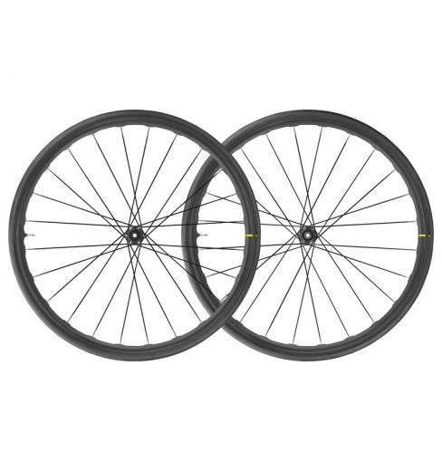 MAVIC paire de roues route Ksyrium UST Disc 2020