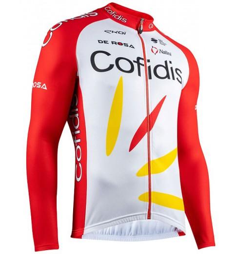 COFIDIS long sleeve jersey 2020