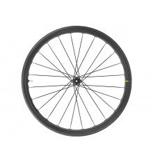 MAVIC Ksyrium UST Disc 2020 road front wheel