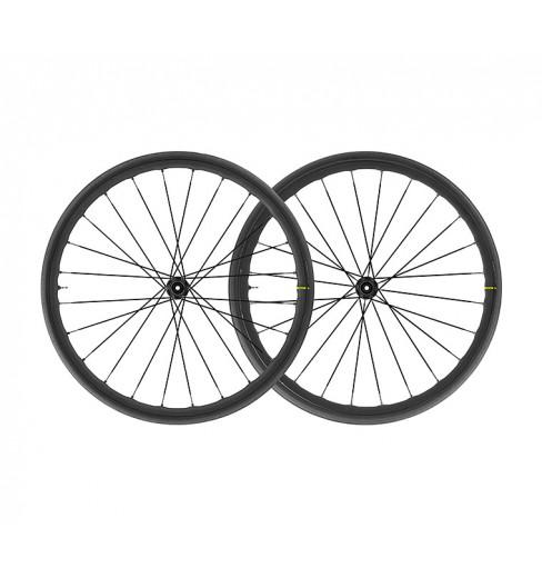 MAVIC paire de roues route Ksyrium Elite UST Disc 2020