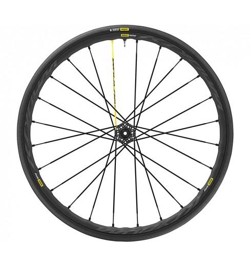 MAVIC Ksyrium Pro UST Disc 2020 road 12x100 front wheel