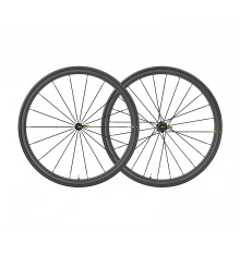 Paire roues route MAVIC KSYRIUM PRO Carbon SL UST