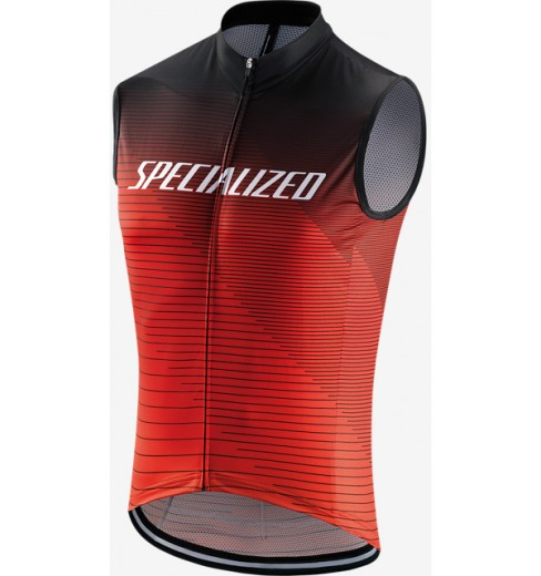 SPECIALIZED maillot vélo sans manches RBX Comp Logo Team 2020