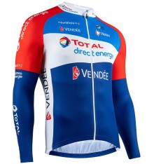 TOTAL DIRECT ENERGIE maillot manches longues 2020