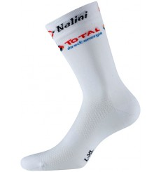 TOTAL DIRECT ENERGIE cycling socks 2020