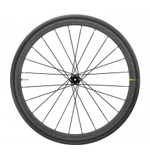 MAVIC KSYRIUM PRO CARBON UST DISC TOUR DE FRANCE FRONT WHEEL