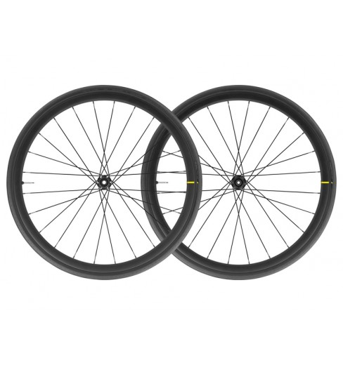 Paire de roue route MAVIC COSMIC ELITE UST DISC