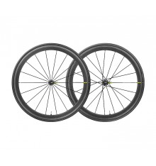 MAVIC Cosmic Pro Carbon UST black wheelset