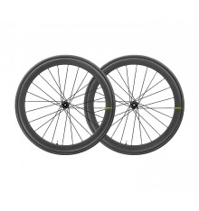 Paire de roues route MAVIC Cosmic Pro Carbon UST DISC