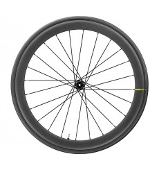 MAVIC Cosmic Pro Carbon UST DISC front wheel