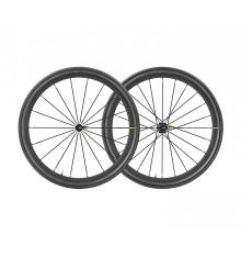 Paire de roues route MAVIC Cosmic Pro Carbon SL UST