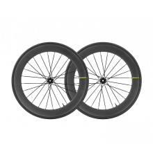 MAVIC COMETE PRO CARBON SL UST DISC road wheelset 2020