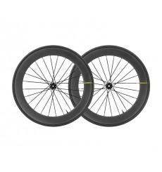 MAVIC COMETE PRO CARBON SL UST DISC road wheelset 2020