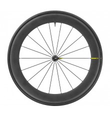 MAVIC COMETE PRO CARBON UST road front wheel 2020
