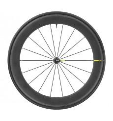 MAVIC COMETE PRO CARBON UST road front wheel 2020