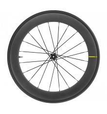 MAVIC COMETE PRO CARBON UST DISC road front wheel 2020
