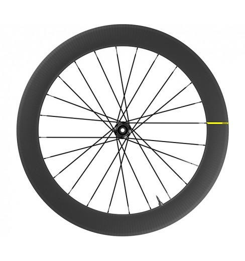 MAVIC COMETE PRO CARBON UST DISC road rear wheel 2020