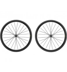 MAVIC AKSIUM ELITE EVO UST DISC 6 BOLTS road wheelset 2020