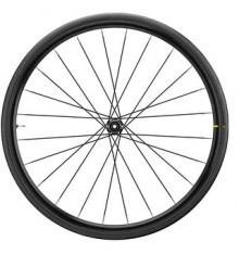 MAVIC AKSIUM ELITE EVO UST DISC road front wheel 2020
