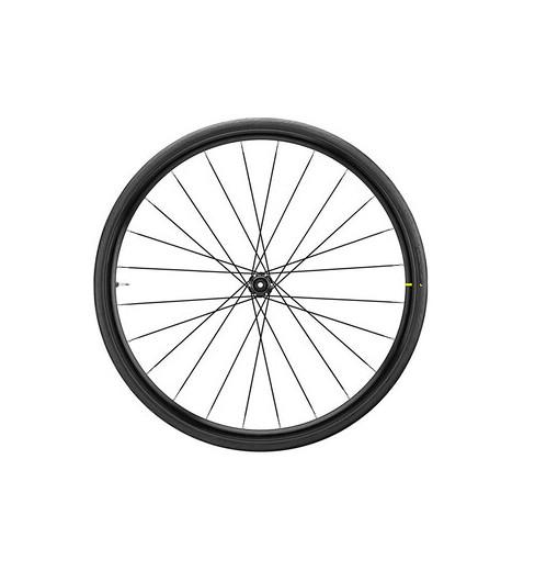 MAVIC AKSIUM ELITE EVO UST DISC road front wheel 2020