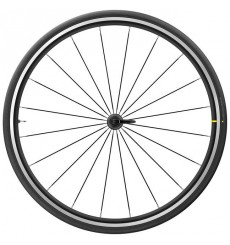 MAVIC AKSIUM ELITE EVO UST 700X28C road front wheel 2020