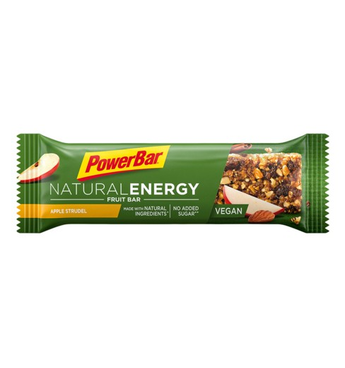 Barre énergétique POWERBAR Natural Energy Fruit Bar - 40 gr