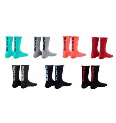 SUPACAZ paire de chaussettes SupaSox Straight Up