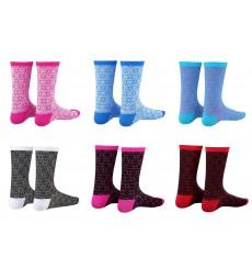 SUPACAZ paire de chaussettes SupaSox ASANOHA