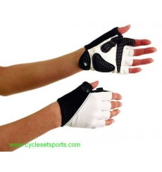 White lady summer gloves ASSOS