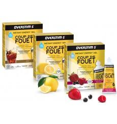 overstims Liquid Coup de Fouet 10 gels 35 g box