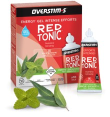 overstims Liquid RED TONIC SPRINT AIR 10 gels 35 g box