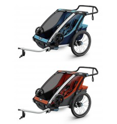 THULE remorque vélo Chariot Cross 2